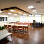 デイサービス食堂・機能訓練室